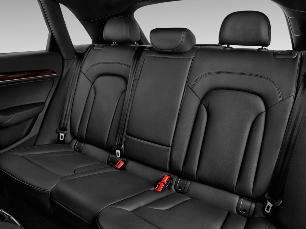 audi q3 rear seats plus quattro door 0t premium