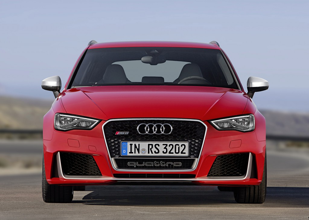 Audi RS 3 Confirmed For US