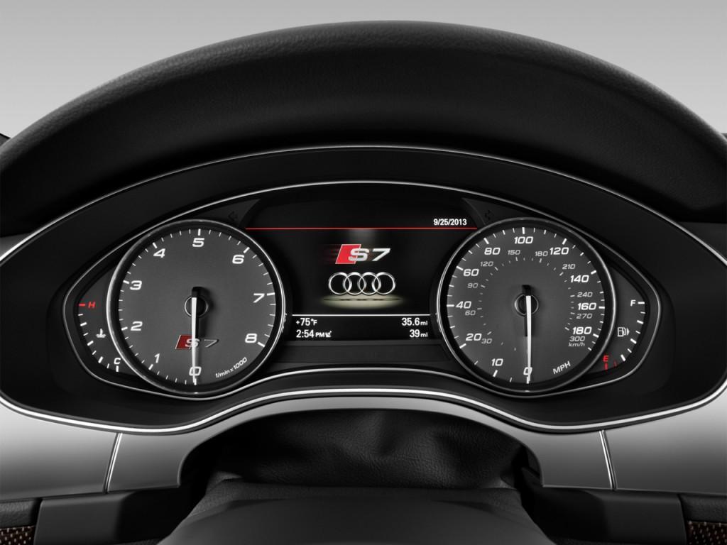 Image 2015 Audi S7 4 Door Hb Instrument Cluster Size