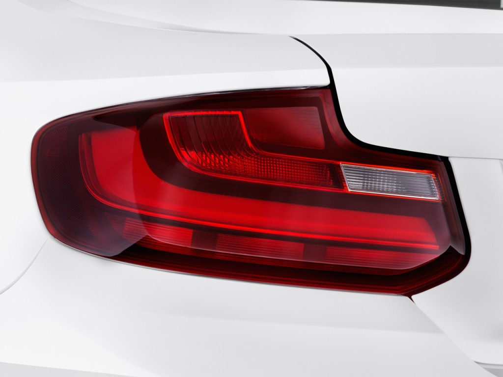 Image 2015 Bmw 2 Series 2 Door Coupe 228i Rwd Tail Light
