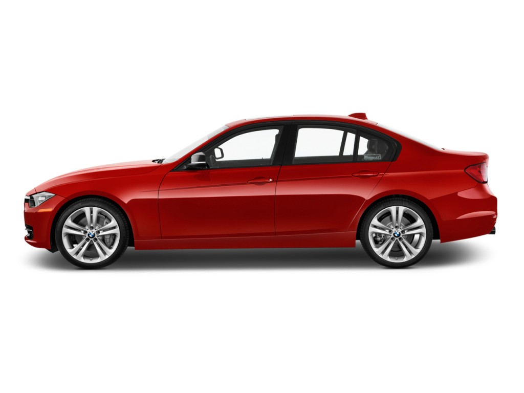 Image 2015 Bmw 3 Series 4 Door Sedan 335i Rwd Side
