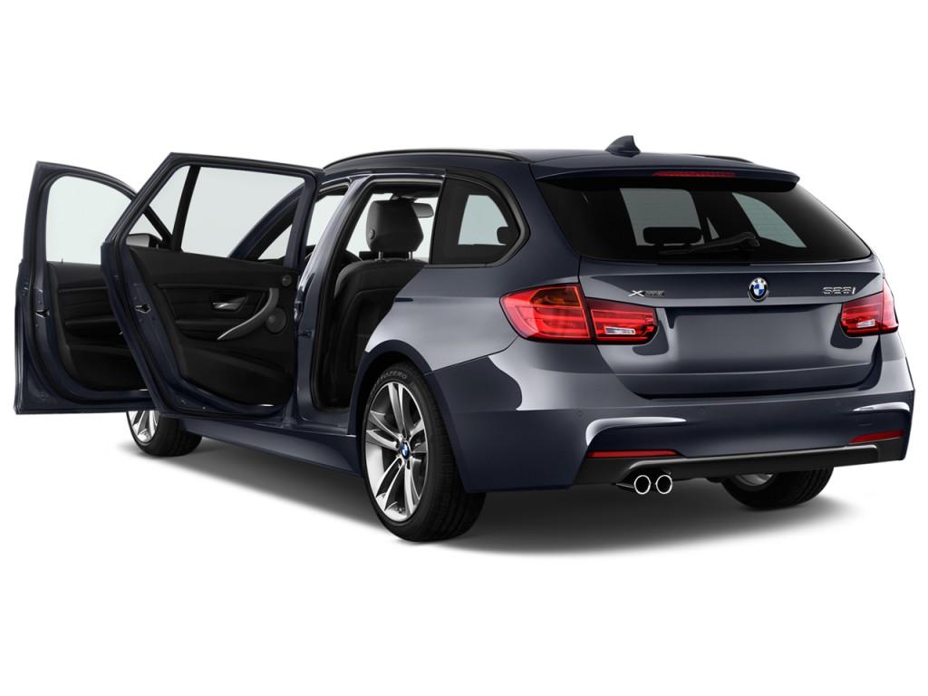 Image 2015 Bmw 3 Series 4 Door Sports Wagon 328d Xdrive
