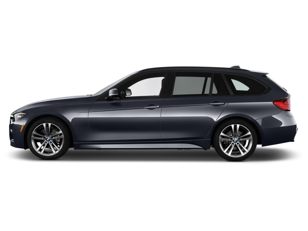 Image 2015 Bmw 3 Series 4 Door Sports Wagon 328d Xdrive Awd Side Exterior View Size 1024 X
