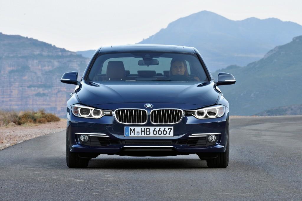 2012-2015 BMW 3-Series Recalled To Fix Exterior Lighting Software Glitch