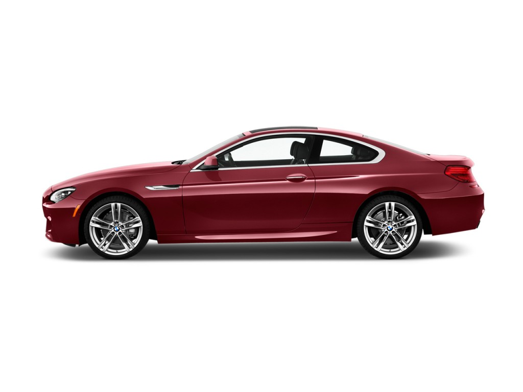 Image 2015 Bmw 6 Series 2 Door Coupe 650i Rwd Side