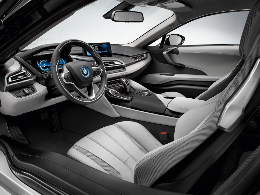 Can't Afford A $135,000 BMW i8? You Can Still Enjoy Some Of Its High Tech Toys