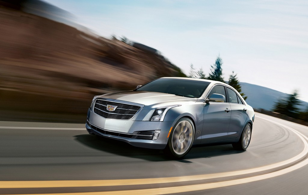 2013-2016 Cadillac ATS Sedan Recalled Again For Sunroof Problem: Over 82,000 Vehicles Affected