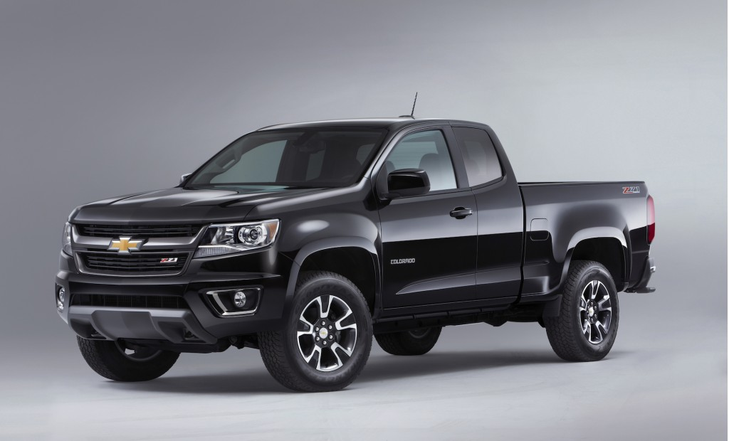 2015 Chevrolet Colorado, GMC Canyon Miss Five-Star Safety Ratings