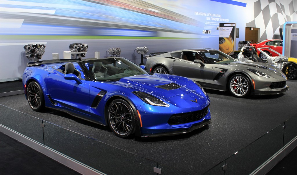 image 2015 chevrolet corvette z06 convertible 2014 new york auto. Cars Review. Best American Auto & Cars Review
