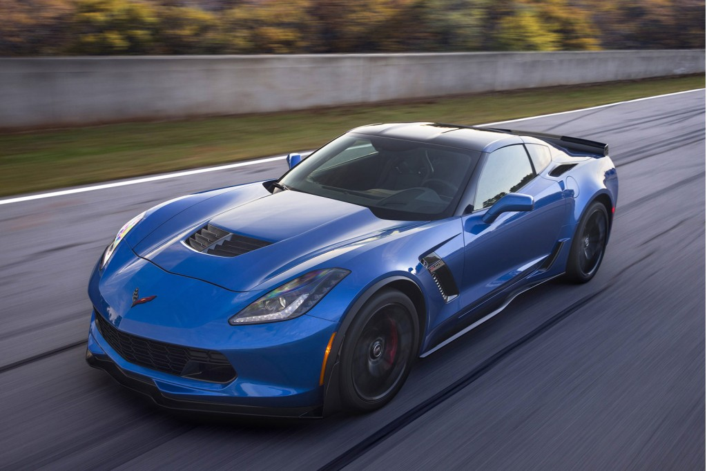 Grabiak Used Cars >> Used 2015 Chevrolet Corvette Z06 Pricing For Sale Edmunds | Autos Post