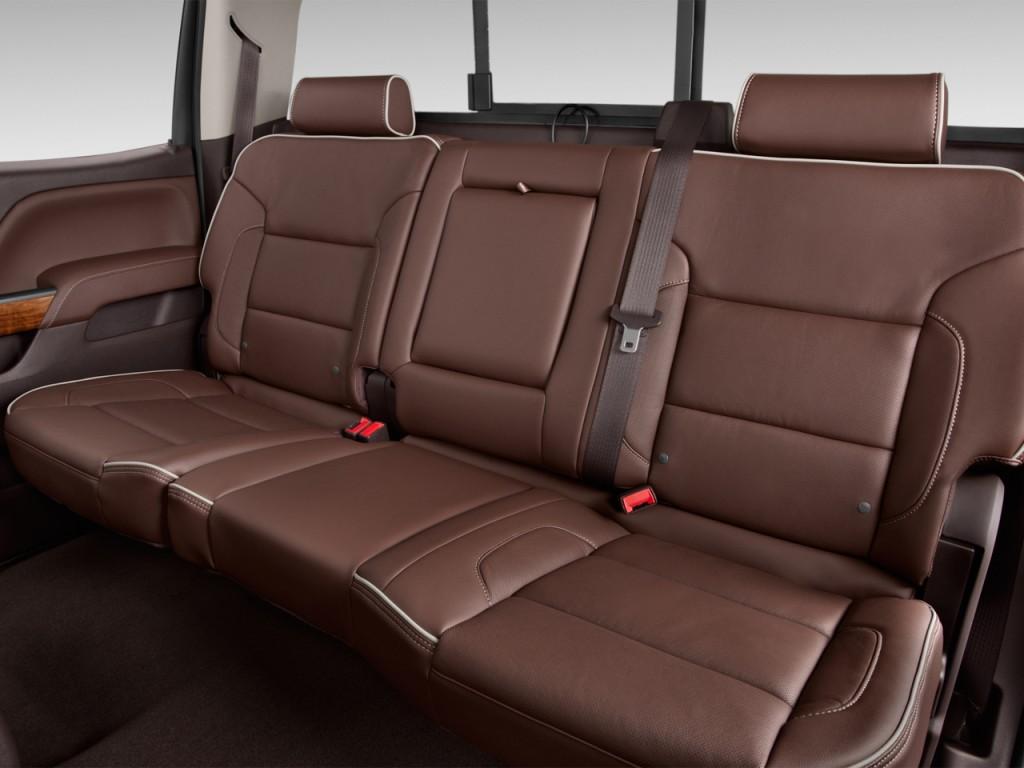 Image 2015 Chevrolet Silverado 1500 2wd Crew Cab 143 5