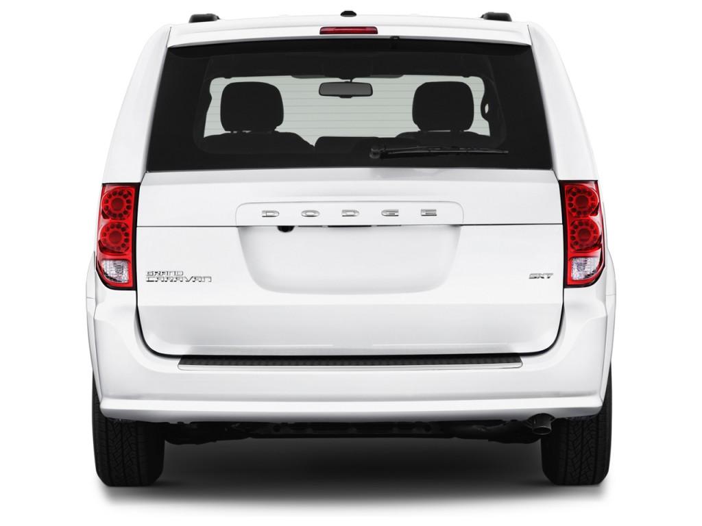 Image 2015 Dodge Grand Caravan 4 Door Wagon Sxt Plus Rear