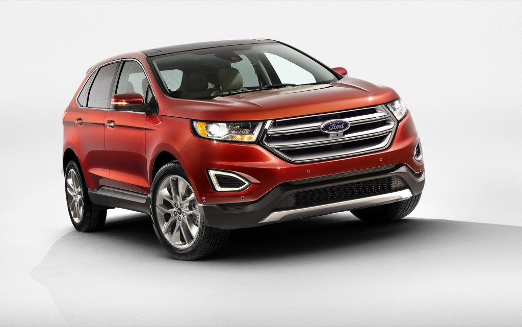 Six Points: Twin-Scroll Turbo Tech In The 2015 Ford Edge
