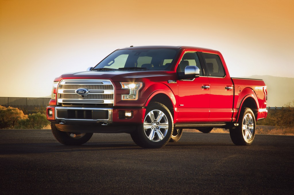 Is The Ford F-150 America's Favorite Luxury Vehicle?