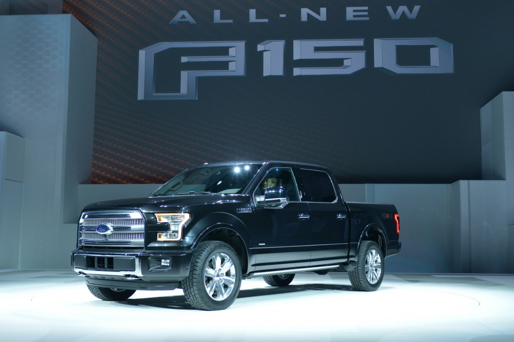 2015 Ford F-150 Video Preview: 2014 Detroit Auto Show
