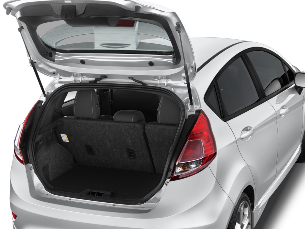 Image: 2015 Ford Fiesta 5dr HB ST Trunk, Size: 1024 X 768
