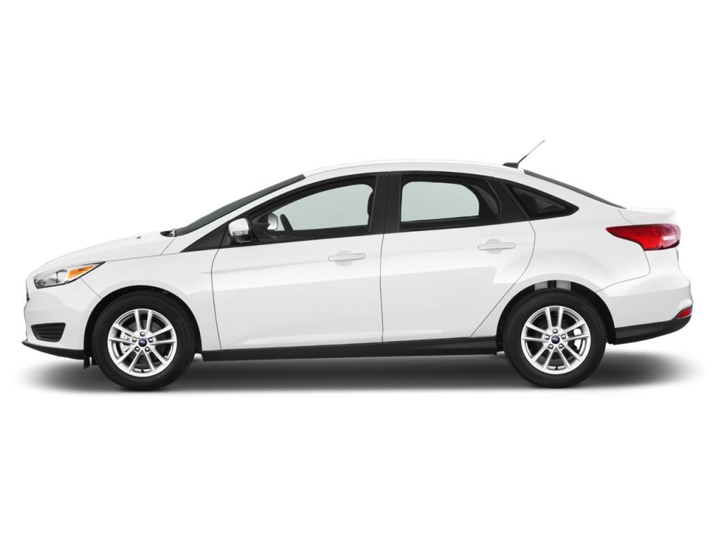image 2015 ford focus 4 door sedan se side exterior view size 1024 x 768 type gif posted. Black Bedroom Furniture Sets. Home Design Ideas