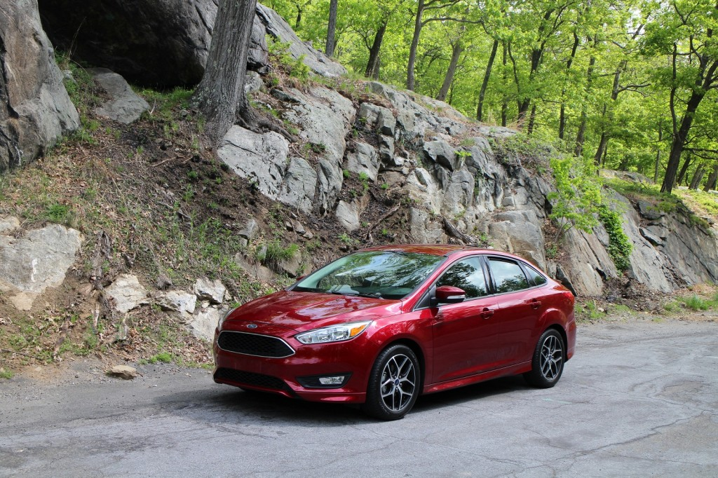 2015 ford focus sedan and hatchback first drive photo 2 the ford