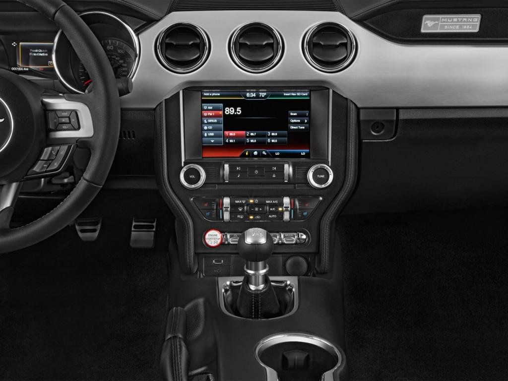Image 2015 ford mustang 2 door fastback gt premium for 05 mustang door panel removal