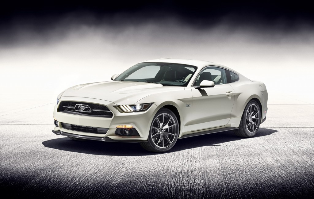 2015 Ford Mustang: Five-Star Safety Bucks Pony-Car Preconceptions