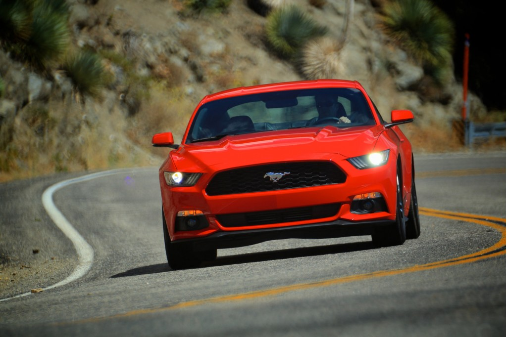 2015 Ford Mustang EcoBoost Recalled For Fuel-System Issue