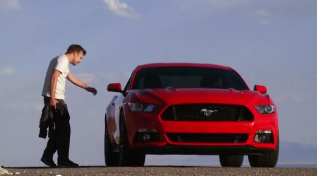 2015 ford mustang confirmed for need for speed movie video. Black Bedroom Furniture Sets. Home Design Ideas
