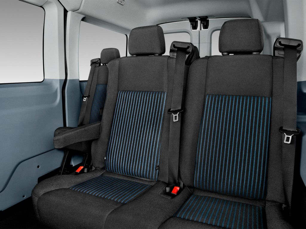 image 2015 ford transit wagon t 150 130 med roof xlt. Black Bedroom Furniture Sets. Home Design Ideas