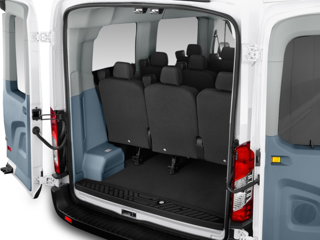2015 Ford Transit Wagon Interior Green 200 And Exterior