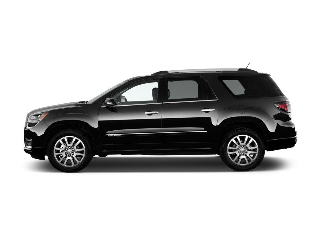 image 2015 gmc acadia fwd 4 door denali side exterior view size 1024 x 768 type gif posted. Black Bedroom Furniture Sets. Home Design Ideas