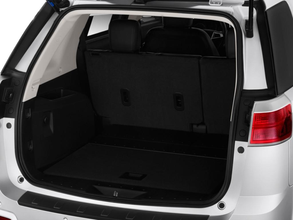 Image: 2015 GMC Terrain FWD 4-door Denali Trunk, size ...