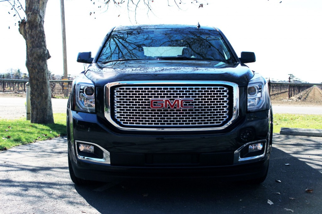 2015 GMC Yukon Video Road Test