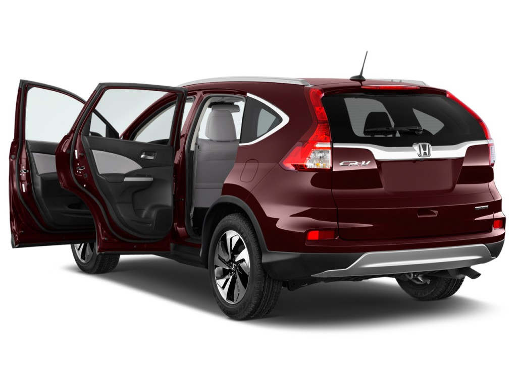 Image 2015 Honda Cr V 2wd 5dr Touring Open Doors Size