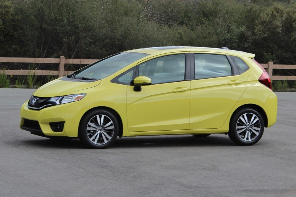 Image 2015 Honda Fit First Drive Size 1024 X 682 Type Gif Posted On March 28 2014 5