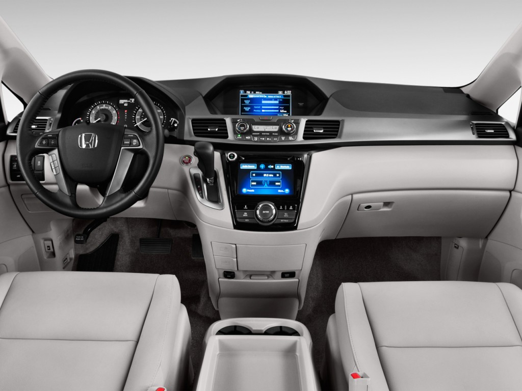 Image 2015 Honda Odyssey 5dr Ex L Dashboard Size 1024 X 768 Type Gif Posted On September