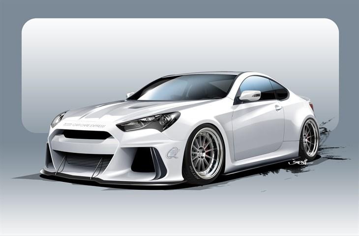 Hyundai Previews 2015 Sema Lineup