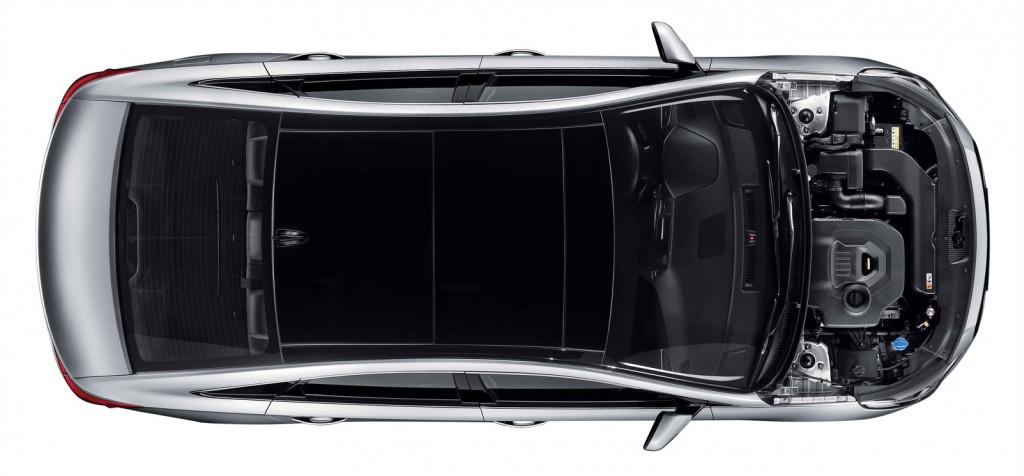 2015 Hyundai Sonata (Korean spec)