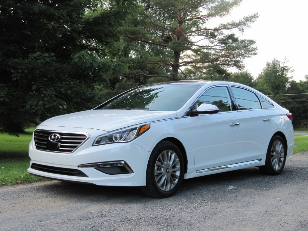 2015 Hyundai Sonata Limited, test drive, Hudson Valley, NY, Aug 2014
