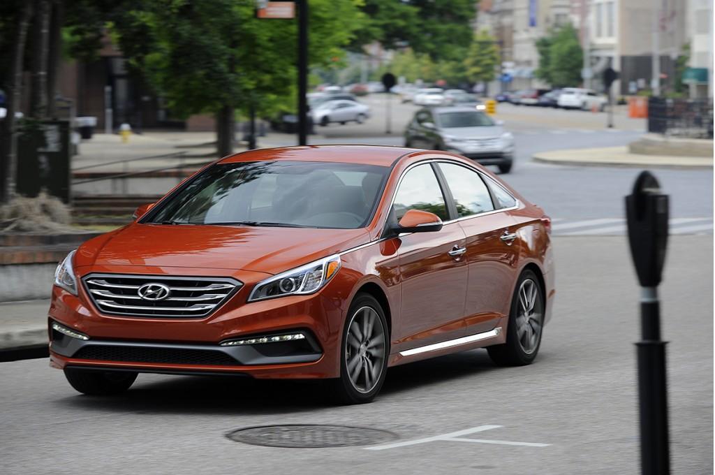 2015 Hyundai Sonata to Equal Record Sales Level, Says U.S. CEO