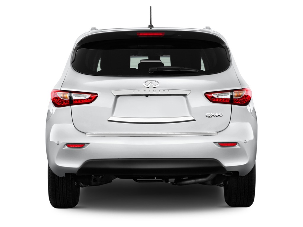 Image 2015 Infiniti Qx60 Fwd 4 Door Rear Exterior View Size 1024 X 768 Type Gif Posted On