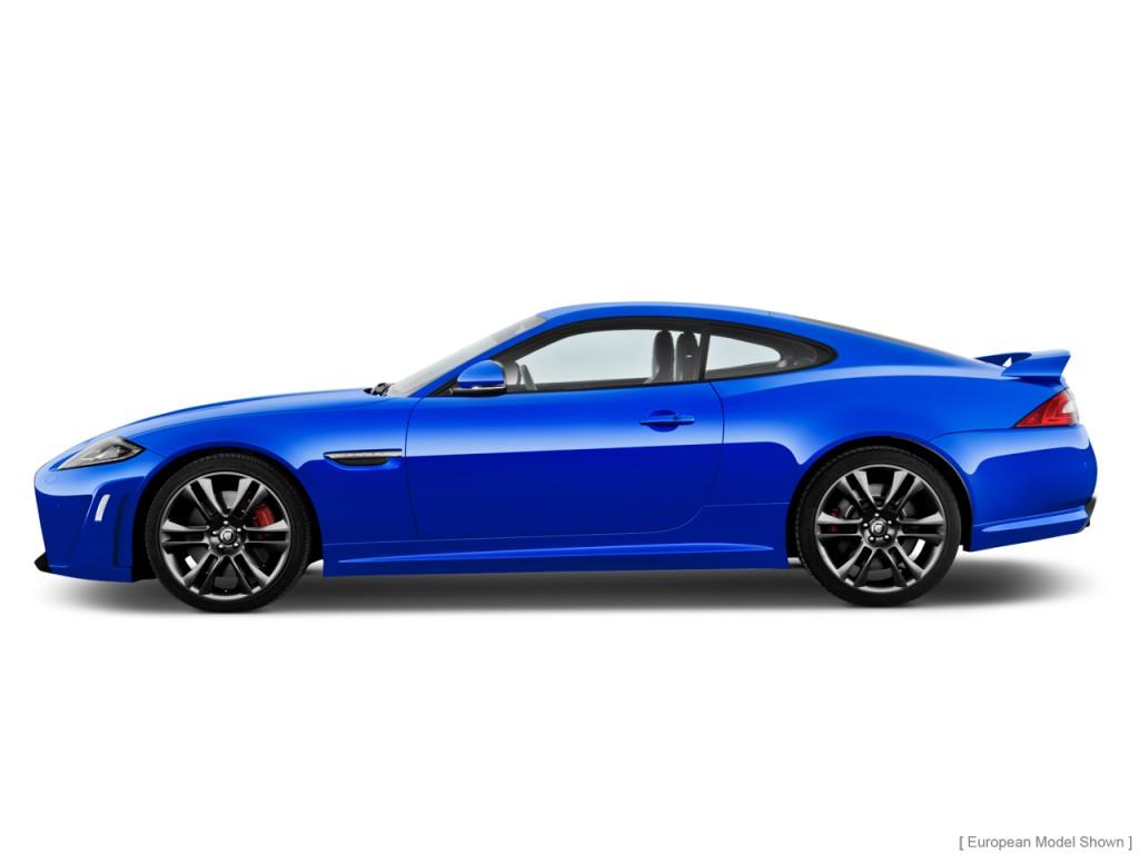 image 2015 jaguar xk 2 door coupe xkr s side exterior. Black Bedroom Furniture Sets. Home Design Ideas
