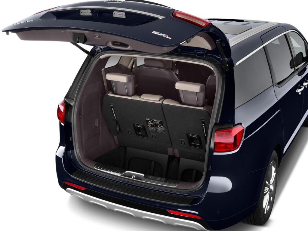 image 2015 kia sedona 4 door wagon sx l trunk size 1024. Black Bedroom Furniture Sets. Home Design Ideas
