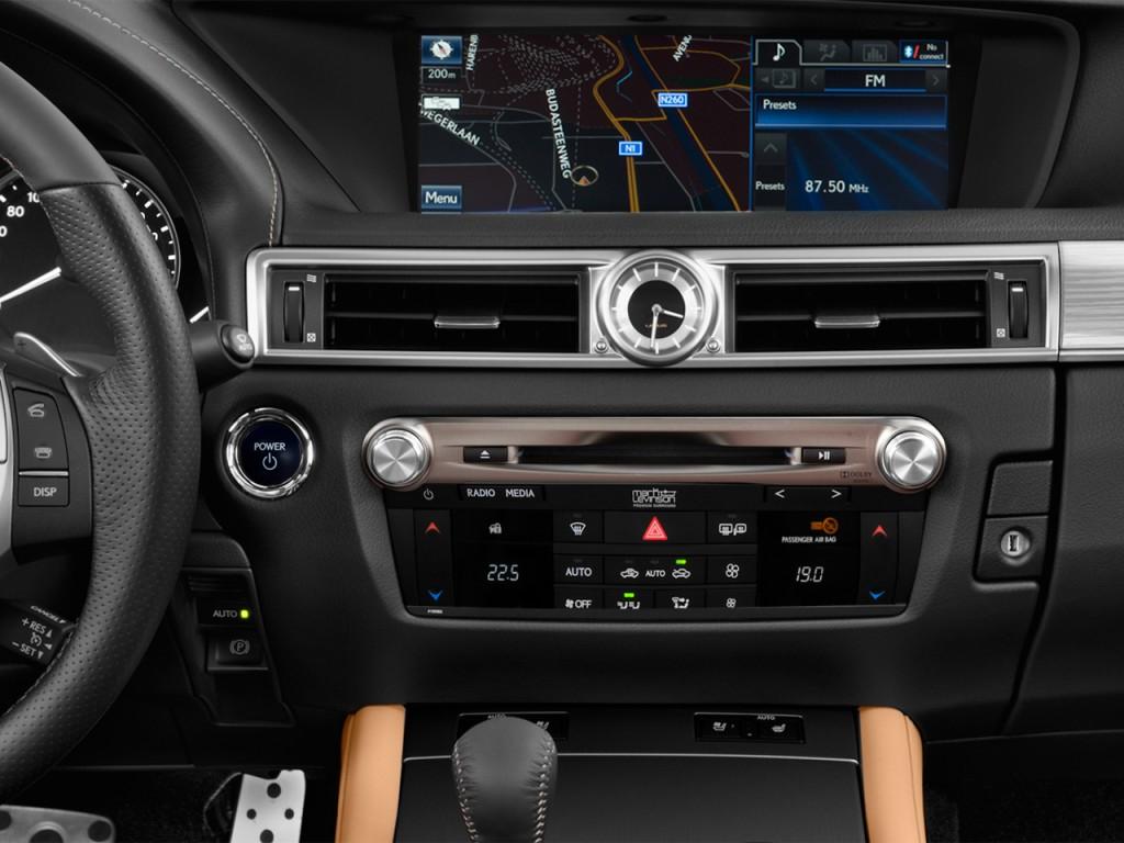 image 2015 lexus gs 350 4 door sedan rwd instrument panel. Black Bedroom Furniture Sets. Home Design Ideas