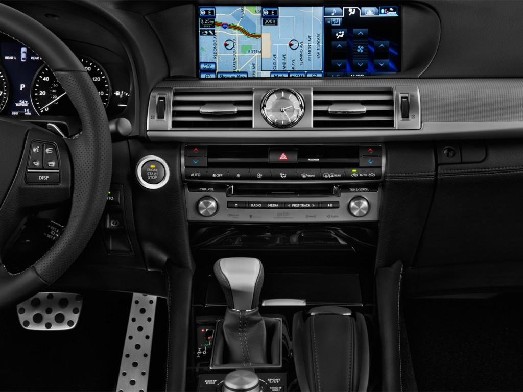 image 2015 lexus ls 460 4 door sedan rwd instrument panel. Black Bedroom Furniture Sets. Home Design Ideas