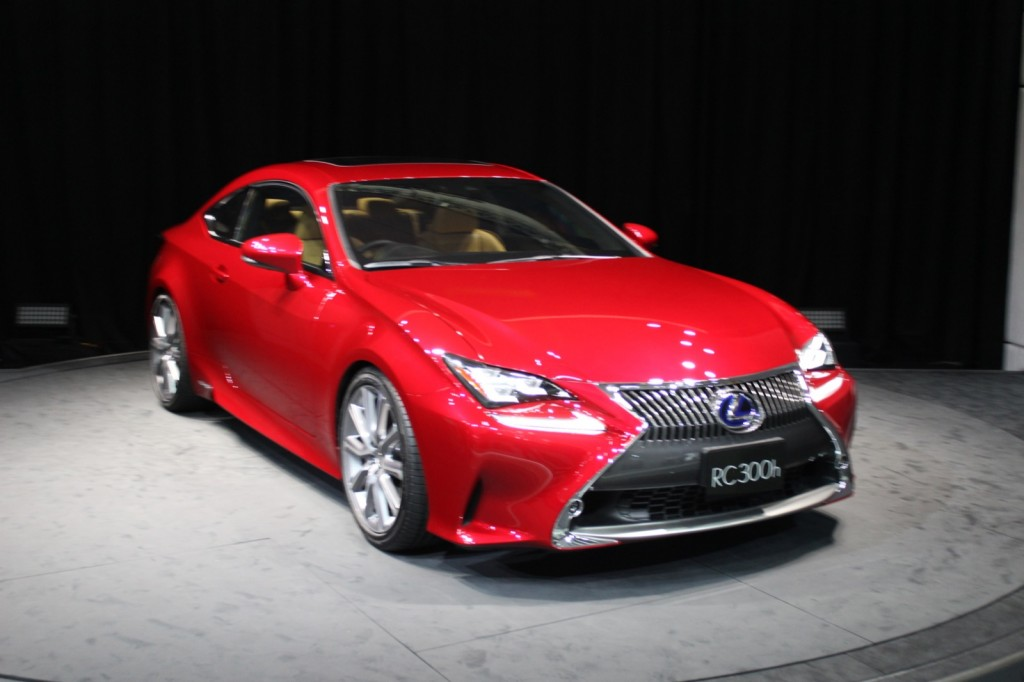 Used 2015 Lexus RC 350 Pricing & Features   Edmunds