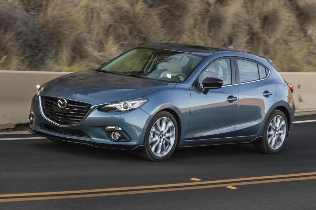 2014-2016 Mazda Mazda3 recalled for potential fuel leak & fire risk