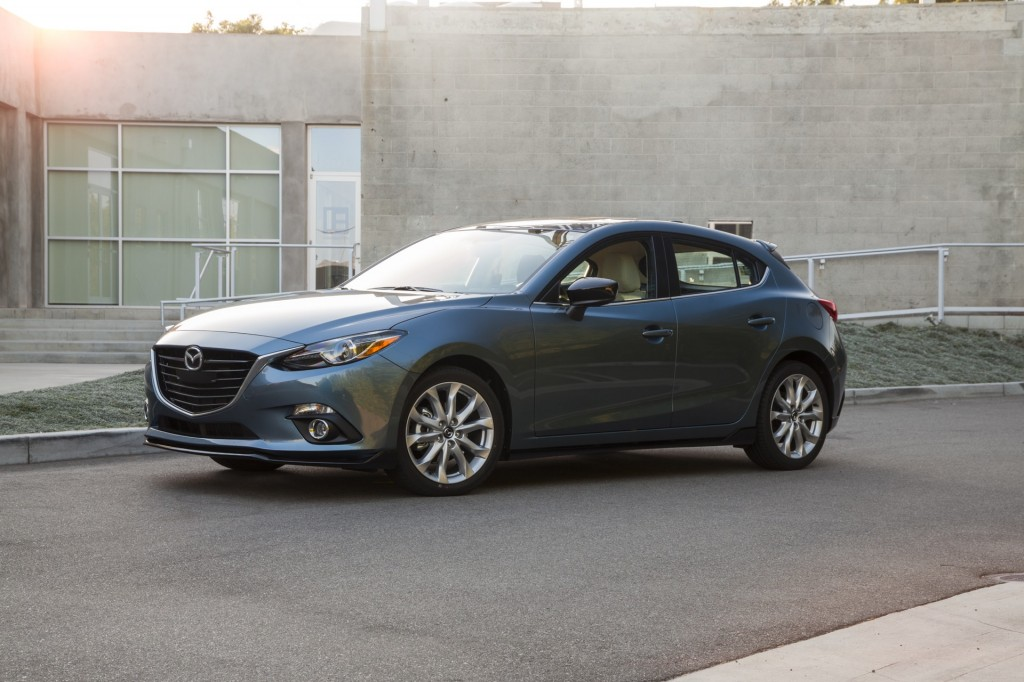 2015-2016 Mazda Mazda3 Recalled, Stop-Sale Issued