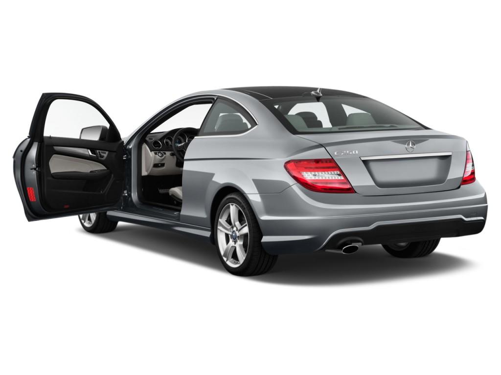 Image 2015 mercedes benz c class 2 door coupe c250 rwd open doors size 1024 x 768 type gif - Mercedes benz c class 2015 coupe ...