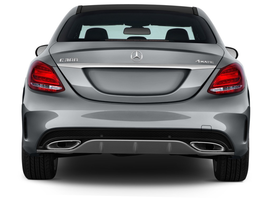 Image 2015 Mercedes Benz C Class 4 Door Sedan C300 Sport