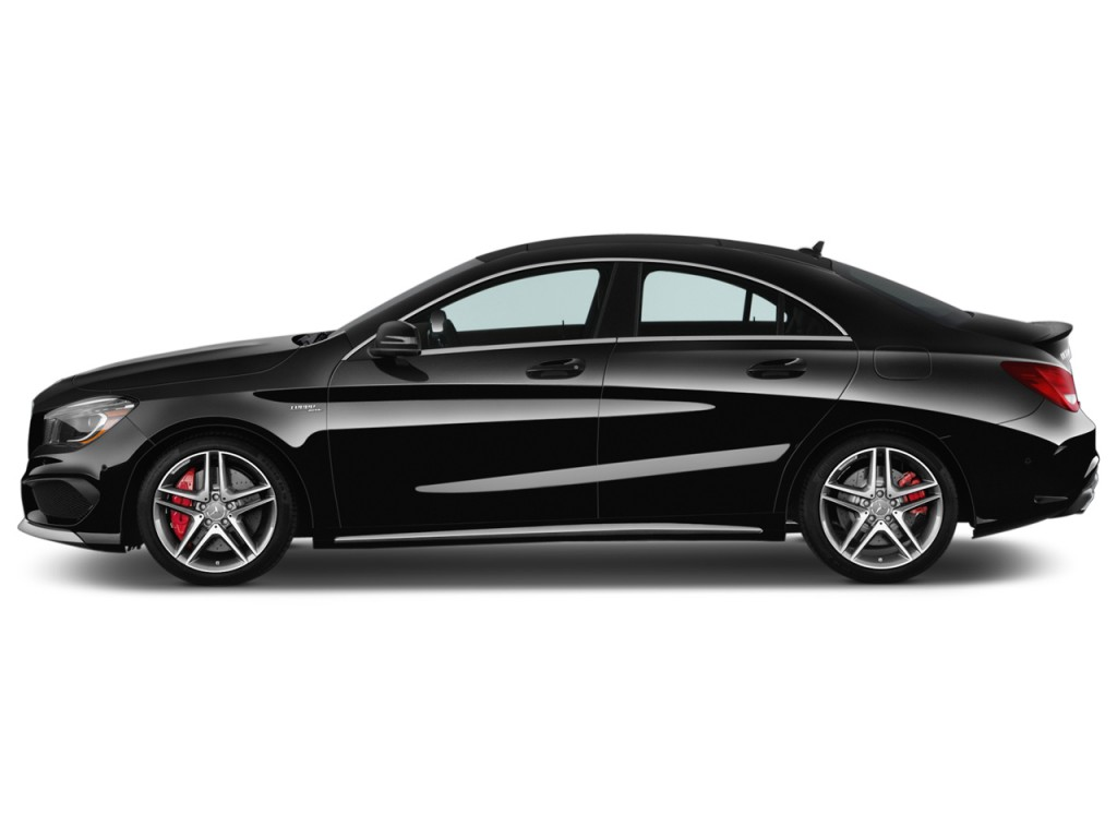 Image 2015 mercedes benz cla class 4 door sedan cla45 amg for 2015 mercedes benz cla class