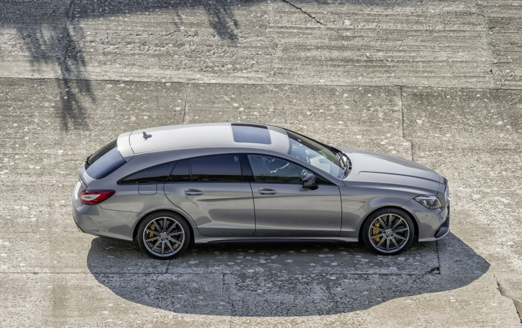 next gen mercedes benz cls likely to drop shooting brake